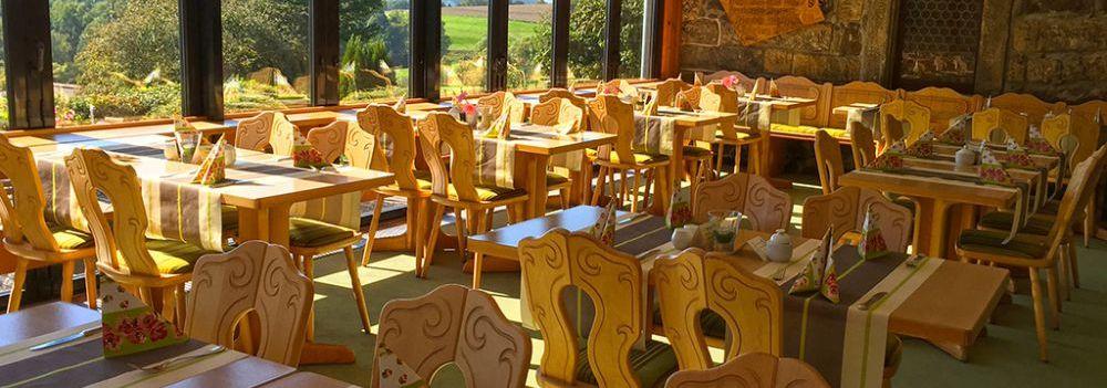 Restaurant Sachsische Schweiz Elbsandsteingebirge Hotel Berghof